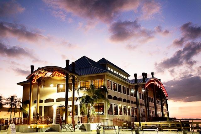Shromp Boat Resturant Panama City Florida
