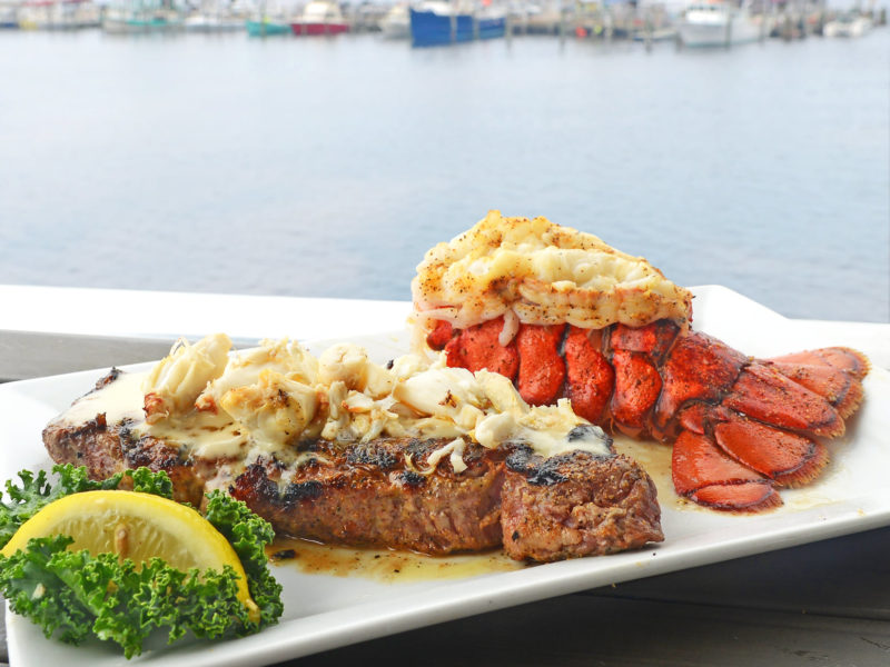 Uncle Ernie's Bayfront Grill St. Andrews Panama City Florida