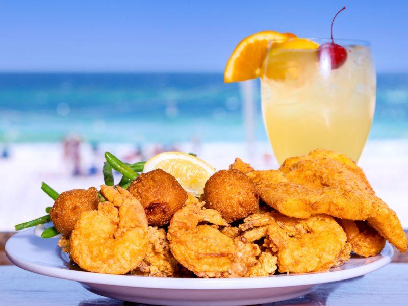 Schooners Last Local Beach Club Panama City Beach Florida