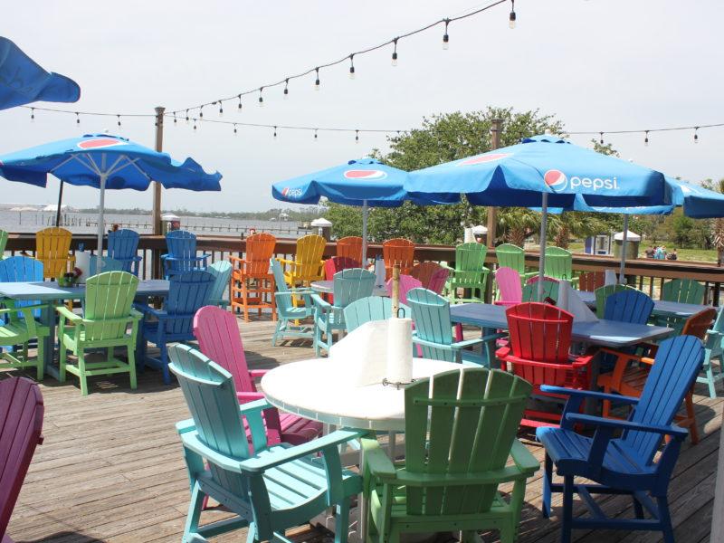 Barefoot On The Bay Bar & Grill Panama City Florida