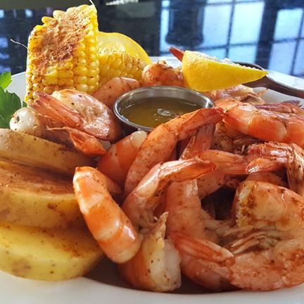 The Shrimp Boat Restaurant - The Menu Mag - Panama City Florida